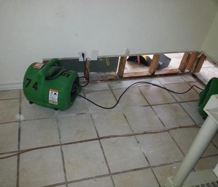 Commercial Water Damage in San Antonio, Tx